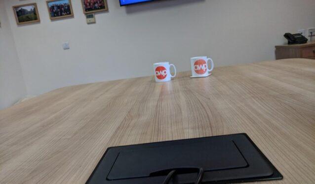 board room connectivity